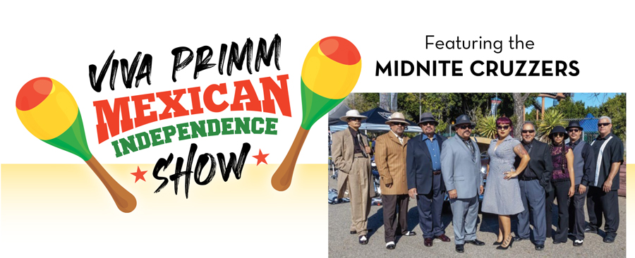 Viva Primm Mexican Independence Show